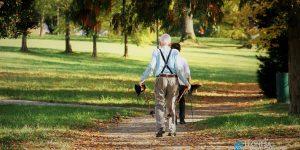 Combatir la soledad en personas mayores